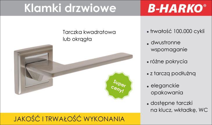 klamki b-harko