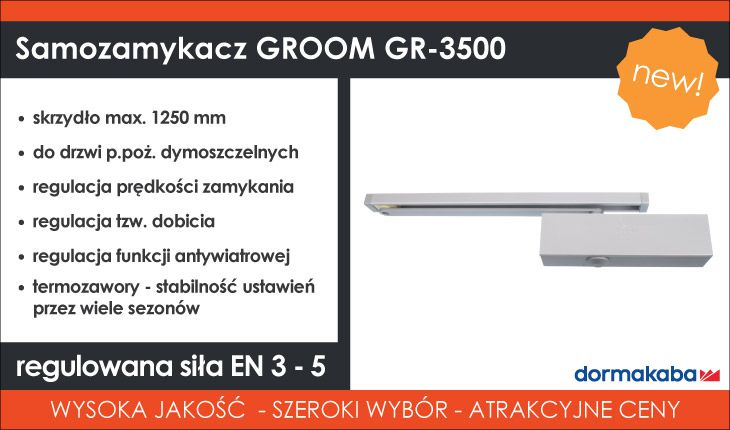 Samozamykacz-Dorma-GR-3500