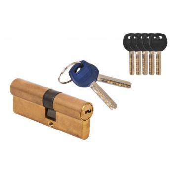 Wkładka bębenkowa do drzwi 36/51 klucze nawiercane 5+2