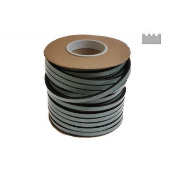 Uszczelka DGP 15x8 czarna (UE-84) SD-84/4-0 50m