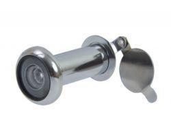 Wizjer drzwiowy fi 14 35-60 mm CP-chrom polerowany