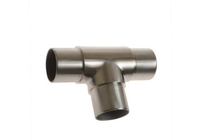 (8) Trójnik nierdzewny AISI304, D42,4 /d42,4 mm