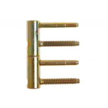 Zawiasa 495-160 Otlav EXACTA 3D galwanizowana 16 mm