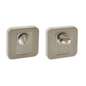 Tarczka kwadratowa WC FENIKS/ALEX/PEM nikiel matowy T-004-120 G5