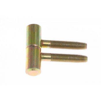 Zawiasa 055-140 Otlav wkręcana galwanizowana OT 14 mm