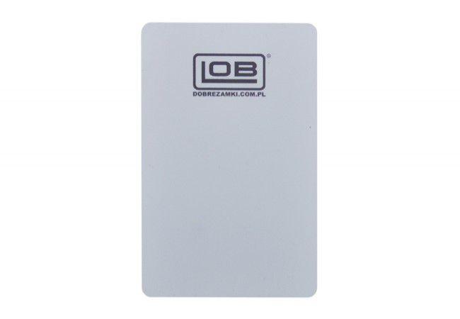 Karta zbliżeniowa do zamków LOB 8000 do zamka DIGIT C003