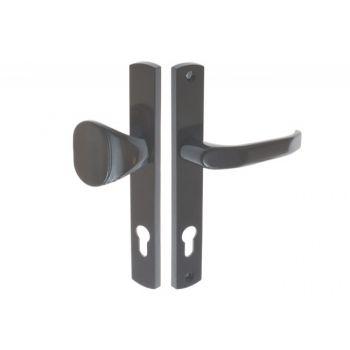 Pochwyt-klamka DIANA (ST-27) grafit 90 WB