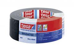 Taśma naprawcza Tesa Duct Tape czarna, długość 50 m, szerokość 48 mm (04613-00046-00)