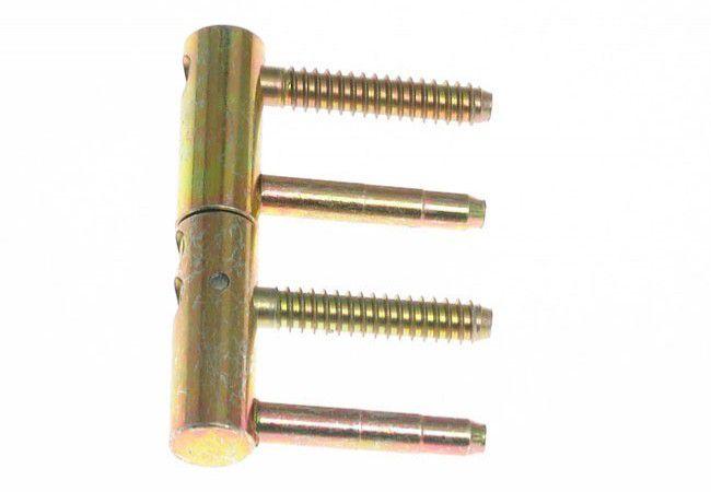 Zawiasa 495-140 Otlav EXACTA 3D galwanizowana 14 mm