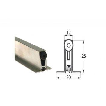Listwa opadająca ALETTE A 930 mm z podporą