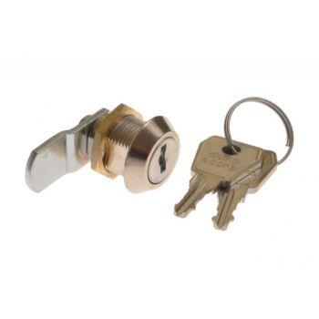 Zamek kasetkowy krzywkowy Euro-Locks  M230427-9H zewnętrzna 2ktd
