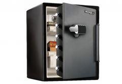 Sejf Master Lock LFW205TWC z zamkiem elektronicznym, ochrona przed ogniem i wodą, (wys. x szer. x gł.: 60,5 x 47,2 x 49cm)