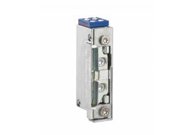 Elektrozaczep GEZE A4020-KA wektorowy, 6-24 V AC/DC, z blokadą
