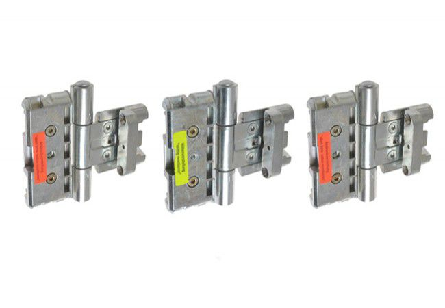 Zawias BAKA PROTECT 3D MSTS FD z zabezpieczeniem ocynk (3szt.) (do drzwi z uszczelką w skrzydle i ościeżnicy), drzwi przylgowe