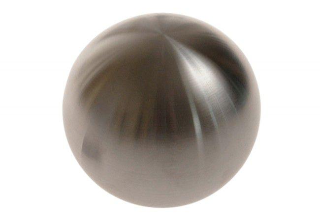 (10) Zaślepka kula d=80 mm na rurę D=42,4 mm z gwintem M10, nierdzewna AISI304 (A/0220-080)