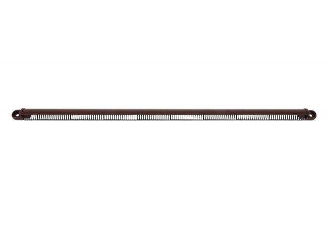 Czerpnia do nawiewnika okiennego naramowego (450x16x19 mm) BROOKVENT airvent SM1000 4000 brązowa