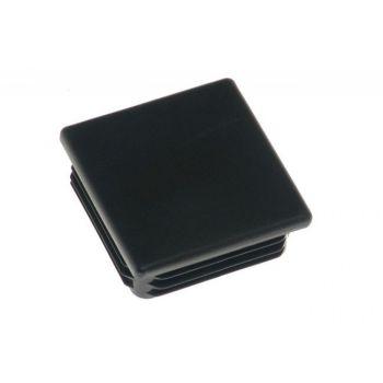Zaślepka kwadratowa ZK 40x40 czarna