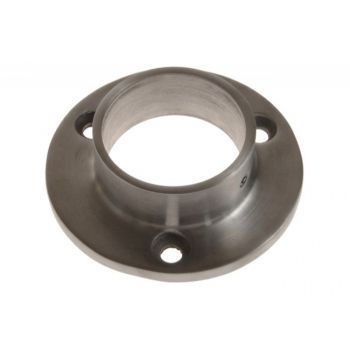 (22) Mocowanie pochwytu końcowe ścienne na rurę D=42,4x2 mm, AISI304 (A/0505-042-B)
