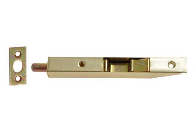 Zasuwa czołowa suwana 16 mm-125 mosiądz(kpl.)