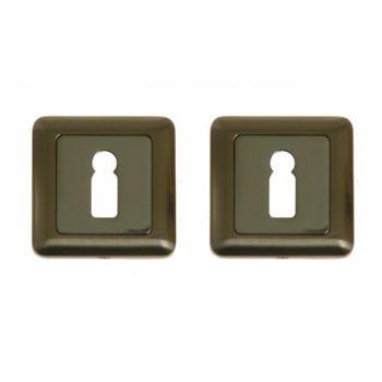 Szyld kwadratowy KL nikiel/chrom (BELLA, FORTE)