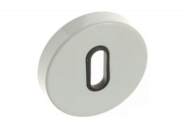 Tarcza T4 kryta klucz biała