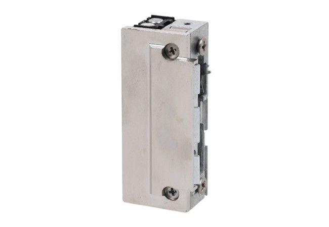 """Elektrozaczep Eff-Eff z wyłącznikiem 10-24V AC/DC """"twarda"""" sprężyna do zamków (GU/MACO/KARO/KFV2750) (118EY13-----A71)"""