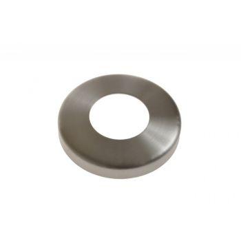 (5) Rozeta maskująca D=90/d=42,4 mm , nierdzewna AISI304