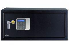 Sejf podstawowy YALE Guest YLG/200/DB1 (wym. 200x430x350 WxSxG) - na laptop