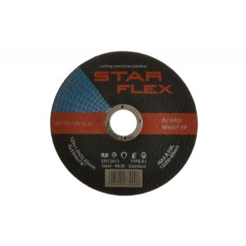 Tarcza tnąca T41-125-2,5 INOX