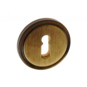 Szyld okrągły patyna KL   kryty    (BISZKOPT,ŁYŻECZKA)