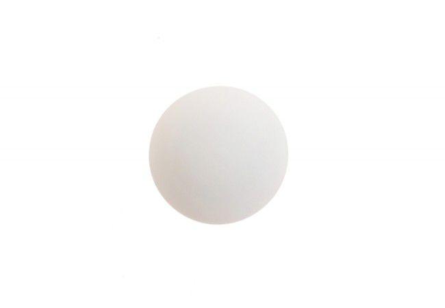 Odbojnik samoprzylepny fi 40 mm, biały
