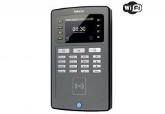 System rejestracji czasu pracy Safescan TA-8015 na karty zbliżeniowe RFID,podłączenie LAN lub WiFi, wyjście na elektrozaczep