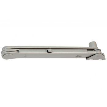 Ramię do samozamykacza TS 71/72/73V/83 srebrne z blokadą włącz/wyłącz (GROOM 150/200)