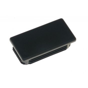 Zaślepka prostokątna ZP 40x60 czarna