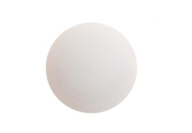 Odbojnik samoprzylepny fi 60 mm, biały