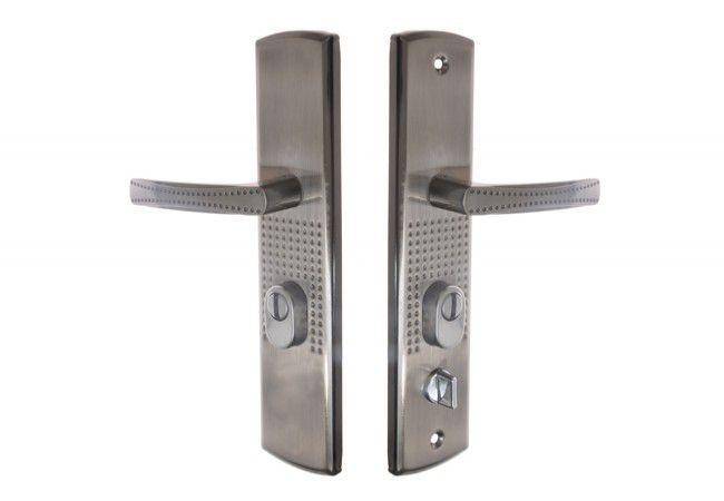 Klamka drzwiowa  frezowana lewa KL FR-L