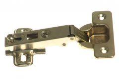 Zawias puszkowy metalowy z prowadnikiem FI-35 prosty