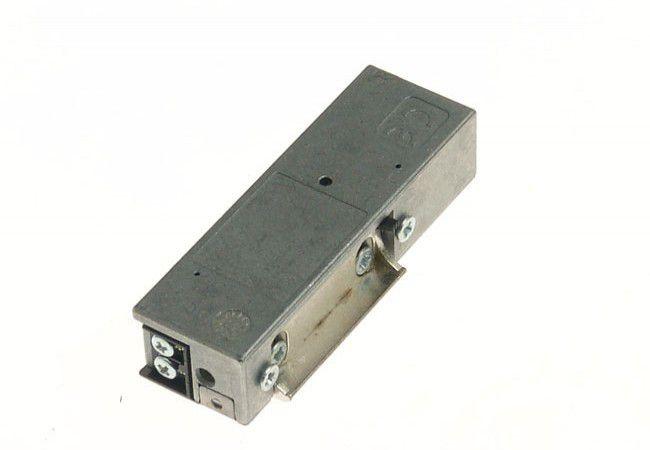 Zamek elektromagnetyczny JiS 822 12V AC/DC z blokadą(ZP-LO-281)