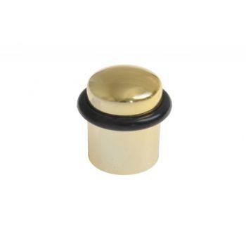 Odbój drzwiowy aluminiowy złoty