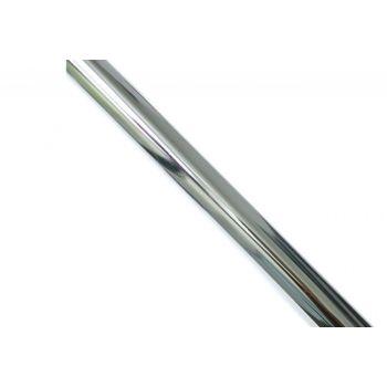 Rura stalowa fi-40 L-2400 mm chrom(421-501)