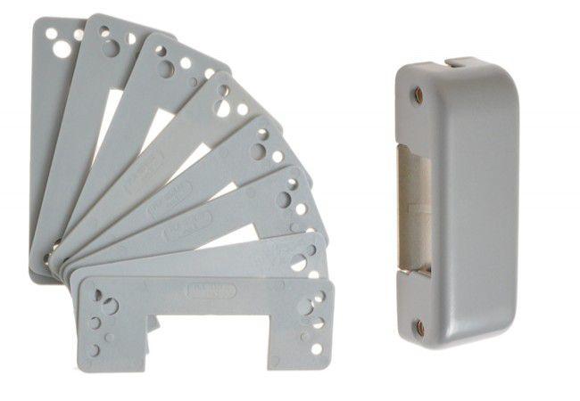 Elektrozaczep 16507/1  6-12 AC/ DC szary