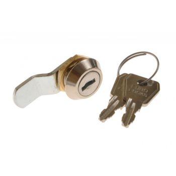 Zamek krzywkowy Euro-Locks M231430,12H zew 2KTD typ1A nakrętka
