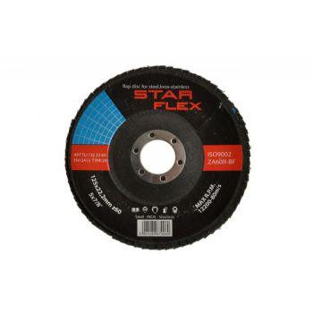 Tarcza listkowa T29 125-22 GRAN 80 INOX