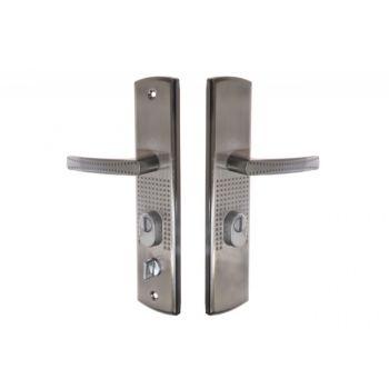 Klamka drzwiowa  frezowana prawa KL FR-P