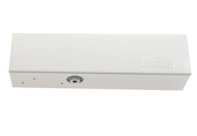 Samozamykacz GEZE TS 3000 V bez szyny ślizgowej biały EN 1-4 (skrzydło do 80 kg ,max.szer. 1100 mm)