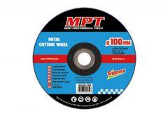 Tarcza do cięcia metalu MPT, rozmiar 125x3,0x22 mm MJ01001-1253