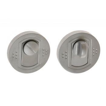 Tarczka okrągła WC ARGUS chrom matowy T-004-112 G6