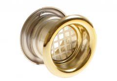 Tuleja wentylacyjna FI 40 TW złoto błyszczące (szt)