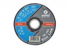 Tarcza A Eco Line METAL/INOX 41 125x1,0x22,2 A60RBF80