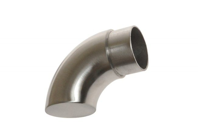 (10) Zakończenie pochwytu z rury D=42,4x2 mm, AISI304